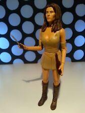 """Doctor Who Leela lunghi capelli & Dagger Knife L'invasione del tempo 5"""" Figura Nuovo"""