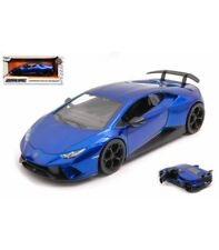 Jada Toys Lamborghini Huracan performante 2017 Candy Blue 1 24