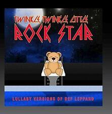 Twinkle Twinkle Litt - Lullaby Versions of Def Leppard [New CD] Manuf
