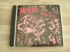 CD ska punk *EX+* MU330 Ultra Panic alt rock * USA IMPORT * indie