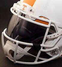*CUSTOM* TENNESSEE VOLUNTEERS NCAA OAKLEY Football Helmet EYE SHIELD / VISOR