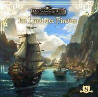 DAS SCHWARZE AUGE - IM LAND DER PIRATEN FOLGE 8   CD NEU