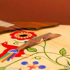Wooden bridge with fret for Balalaika, Domra Original Russian Balalayka Handmade