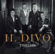 Timeless [8/17] * by Il Divo (CD, Aug-2018, Decca)