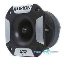 """ORION XTW250FD +2YR WRNTY 1.25"""" 320W CAR AUDIO COMPONENT BULLET TWEETER SPEAKER"""