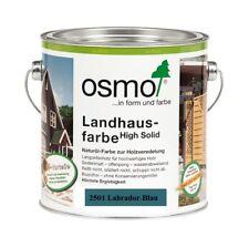 Osmo Landhausfarbe HS 2501 Labrador-Blau 2,5 L