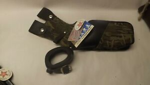 Vtg Neet Archery Arrow Hip Quiver N-495-Ct Mossy Oak Tree Stand Camo RIGHT Hand