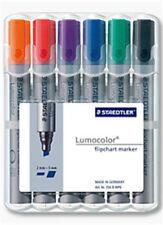 Staedtler Lumocolor Flipchart-marker 356b 6er Etui