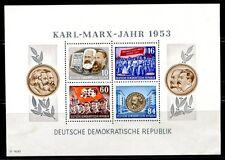 DDR 1953 BLOCK9YII ** POSTFRISCH 160€(C0329