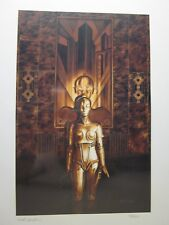 Metropolis - Gale Heimbach - Signed and Numbered Print