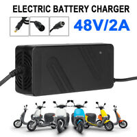 48V 2A Li-Ion Lithium Battery Charger Efficient For Electric Motorcycle Charging