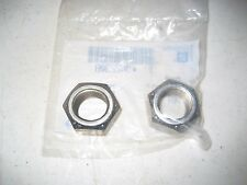 GM Differential Pinion Nut Pair, GM NOS Part # 9422308, 1984 - 1996