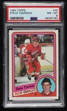 New listing 1984-85 Topps Steve Yzerman #49 PSA 8 Rookie RC HOF