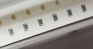 Resistor SMD Zero Ohms 0603 Thick Film .1W SMT Panasonic ERJ-3GEY0R00V 5000pcs