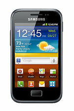 Samsung Galaxy Ace Plus GT-S7500 - 3GB - Dark Blue (Unlocked) Smartphone