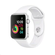 Apple Watch Sport Gen 1 MJ3N2LL/A - A1554 (Silver Aluminum, 42 mm)