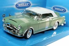 1953 PACKARD CARIBBEAN SOFT TOP DIE CAST MODEL 1/24 BY WELLY 24016