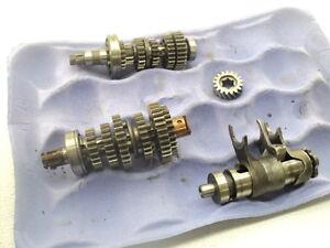 Bridgestone Twin 175 #5210 Transmission & Misc. Gears / Shift Drum & Forks