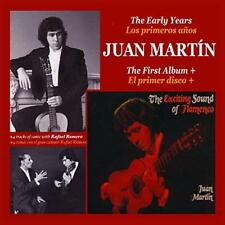 Juan Martin - The Early Years - The Exciting Sound Of Flamenco (NEW CD)
