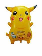 "24"" 60cm Pikachu Pokemon shaped foil balloon Go"