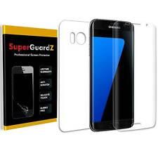 2X FULL BODY Anti-Glare Anti-Fingerprint Screen Protector For Samsung Galaxy S8