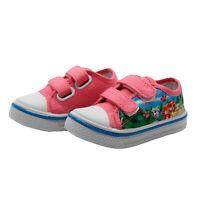 Scarpe paw patrol bambina Disney strappo leggere rosa tela 24 25 27 28 29 30
