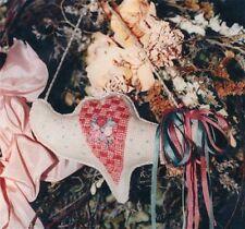 Ewe & Eye & Friends IMAGINATION HEART Cross Stitch/SS Chart Only ~ ornament