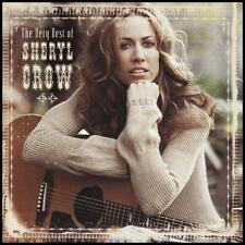 SHERYL CROW - THE VERY BEST OF CD ~ ALL I WANNA DO~IF IT MAKES YOU HAPPY + *NEW*