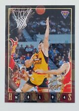 1994 Futera NBL Series II Australian Basketball Scott Fisher Heroes #NH12