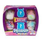 Squishville 5cm Mini Squishmallow 6 Pack Rainbow Squad *BRAND NEW*