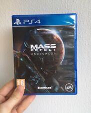 Mass Effect: Andromeda-PS4 Juego-muy Buen Estado