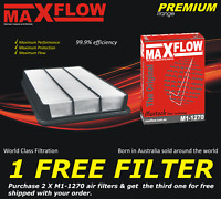 Maxflow® air filter suit Holden Jackaroo UBS26 Petrol V6 3.5L 6VE1 98-04 A1270