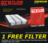 Maxflow® air filter suit Holden Jackaroo UBS26 Petrol V6 3.5L 6VE1 98-04 A1270