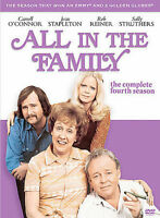 All in the Family - The Complete Fourth Season (DVD, 2005, 3-Disc Set)