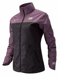 New Balance® 2019 NYC Marathon Windcheater Jacket | XS | Purple
