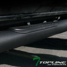 "3"" MATTE BLK HD STEEL SIDE STEP NERF BARS RUNNING BOARDS 1998-2003 DODGE DURANGO"