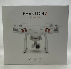 DJI Phantom 3 Standard Quadcopter Drone New In Sealed Box (678)