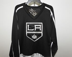 NHL Los Angeles Kings Hockey Jersey New Mens Sizes MSRP $60