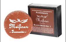 Meissner Tremonia Black Beer No. 1 Shaving Soap Refill 95g