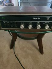 New listing Vintage Olson Am-395 Solid State Amplifier. Tested And Working!
