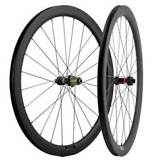 Disc Brake Carbon Wheelset 45mm Center Lock Road Bike Clincher Carbon Wheels