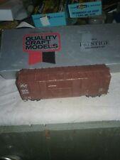 Quality Craft Models, Milwaukee 40 FT. Door @ one half auto door car kit.  Model