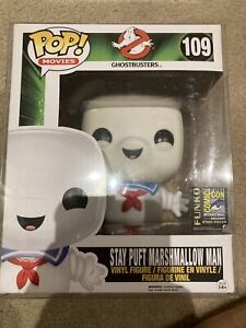 Stay Puft Marshmallow Man Pop SDCC