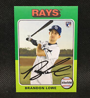 2019 Topps Archives BRANDON LOWE RC Tampa Bay Rays Rookie #111