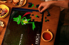 SUPERFROG Inspired 80 piece A5 Jigsaw Puzzle Commodore Amiga Fans!!   [A5 022]