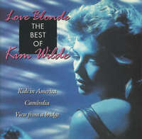 Kim Wilde - Love Blonde - The Best Of Kim Wilde (CD, Com CD 6608