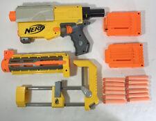 Nerf Recon CS-6 Dart Gun Blaster, (2) Cartridges & Darts