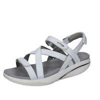 women's shoes MBT 11 / 11,5 (EU 42) sandals white leather performance BZ930-42