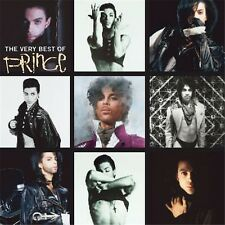 PRINCE-The Very Best(1995)-When Doves Cry, Little Red Corvette-New AND Sealed