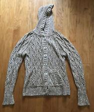 DKNY Womens Size XS  Long Sleeve Sweater Hooded